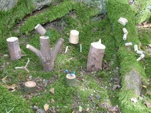 Versammlung der Waldgeister